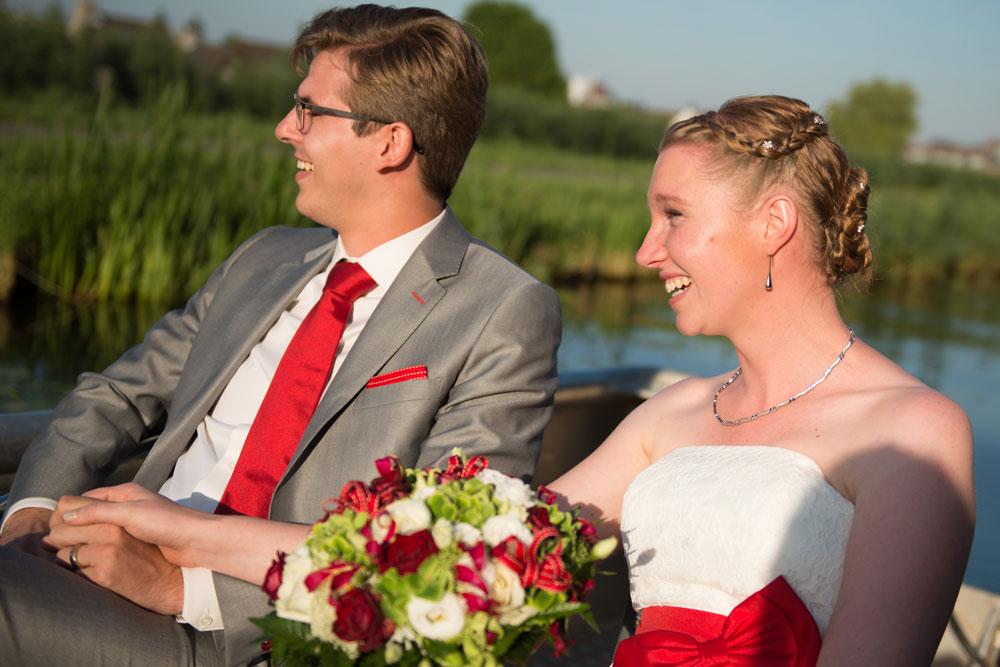Het Huwelijksbootje