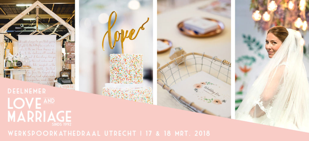 Wedding Tunes op de Love and Marriage beurs