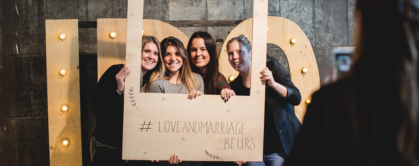 Love and Marriage beurs Utrecht, kom je ook?