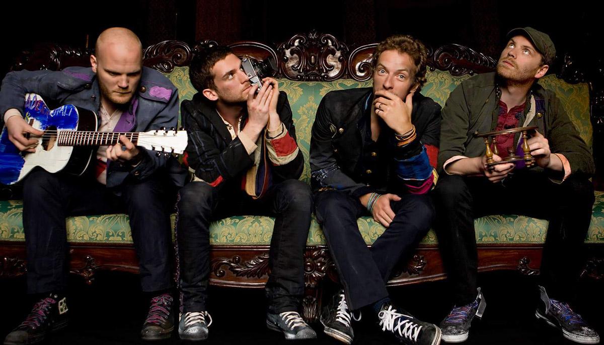 7 Coldplay nummers voor op je bruiloft