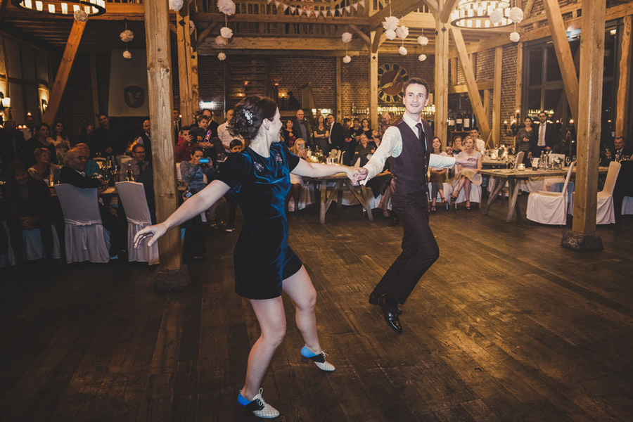 Gatsby Band Lindy Hop