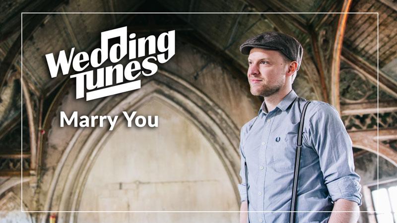 Wedding Tunes - Marry Your - Live muziek bruiloft receptie